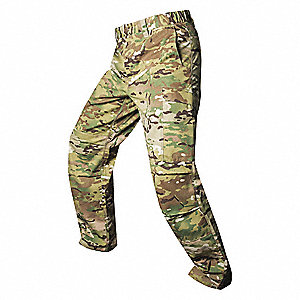 Mens Tactical Pants,Multicam,38 x 34 in.