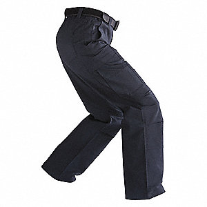 "Women's Tactical Pants. Size: 2, Fits Waist Size: 2"", Inseam: 30"", Navy"