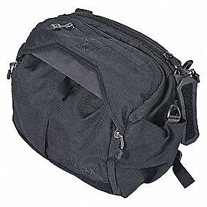Ammo Bag,Smoke Gray,16 in. L,11 Pockets