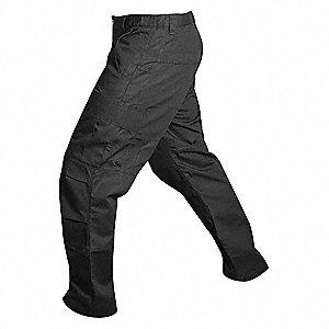 "Men's Cargo Pants. Size: 38"", Fits Waist Size: 38"", Inseam: 34"", Black"