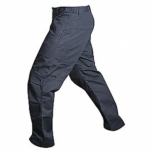 "Men's Cargo Pants. Size: 36"", Fits Waist Size: 36"", Inseam: 32"", Navy"