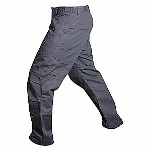 "Men's Cargo Pants. Size: 35"", Fits Waist Size: 35"", Inseam: 30"", Smoke Gray"
