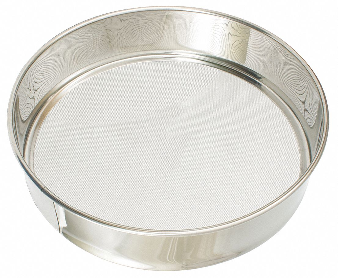 Flour Sifters And Sieves
