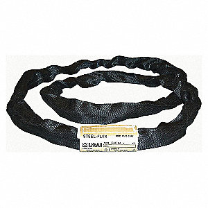 SLING STEELFLEX BLACK ENDLESS 6FT