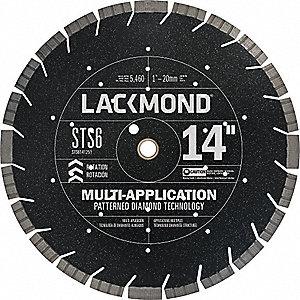 DIAMOND BLADE 14IN MULTI-APP 5D