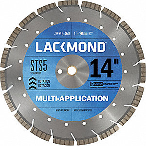 DIAMOND BLADE 12IN MULTI-APP 4D