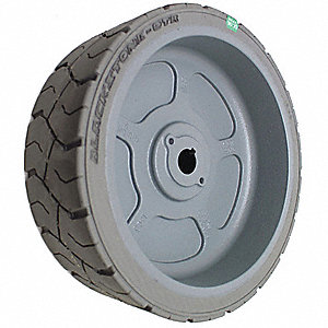 Wheel and Tire Assembly,LP,15 in.