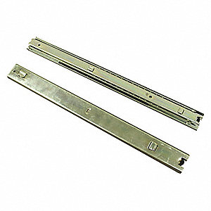 Ball Bearing Slides, 15 in. x 35mm,PR