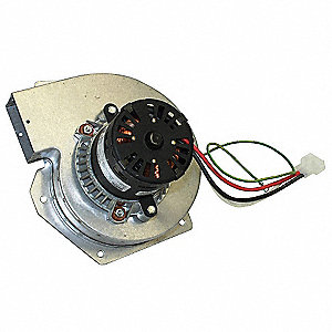 Draft Blower,115V,1/100 HP