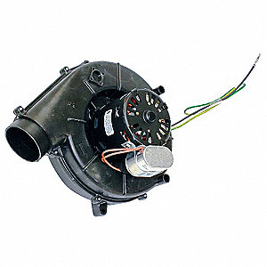 Draft Blower,115V,1/20 HP