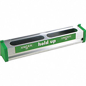 HOLD UP ALUMINUM TOOL RACK 36IN