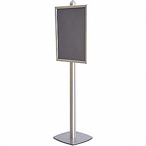 INDOOR DISPLAY STAND,76IN.H X 22IN.W