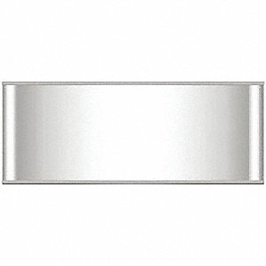 INDOOR DISPLAY STAND,8-1/2IN. X 2-3/4IN.