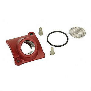 FLANGE KIT RD8 TRANSFER PUMP