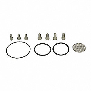 SCREEN/O-RING/FASTENER KIT RD8 PUMP