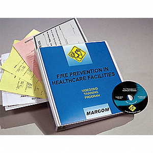 DVD,Spanish,Fire Safety