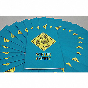 Handbook,Winter Safety,Spanish,PK15