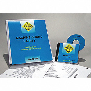 CD-Rom,Spanish,Machine Safety