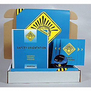 DVD,Spanish,General Safety Training