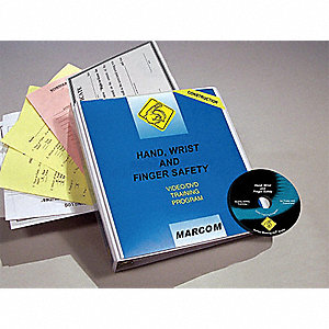 DVD,Spanish,Hand Safety