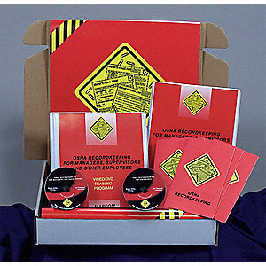 DVD Training Kit,Regulatory Compliance
