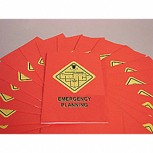Handbook,Emergency Planning,Spanish,PK15