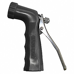 Insulated Spray Nozzle for Wash Down, 5-23/32 Length (In.)