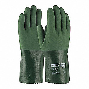 Nitrile Dipped Gloves,Activgrip,PK12