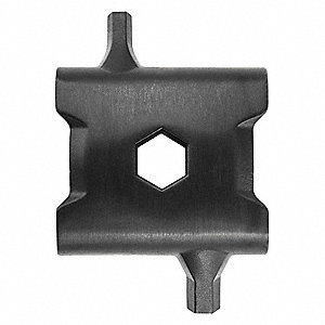 TREAD LINK 7 BLK DLC HEX DRS/WRENCH