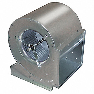 Blower,BD,Less Motor,8-1/16 Wheel