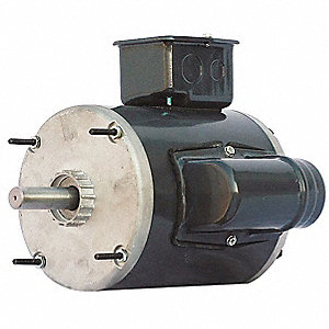 Direct Drive Motor, Permanent Split Capacitor, 1- Phase, 1/4 HP