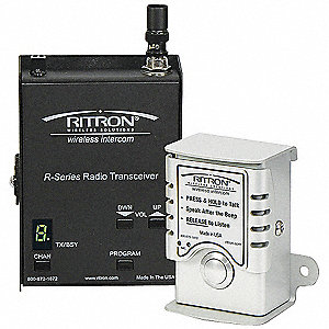 2-Way Wireless Intercom,UHF