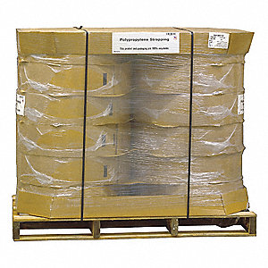 Strapping,Polypropylene,7700 ft,PK12