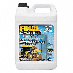 Antifreeze Coolant,1 gal.,50/50