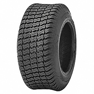 Riding Mower Tire,20x8.00-82 Ply,Turf