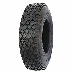 Power Equipment Tire,  4.10/3.50-4, , 2 Ply