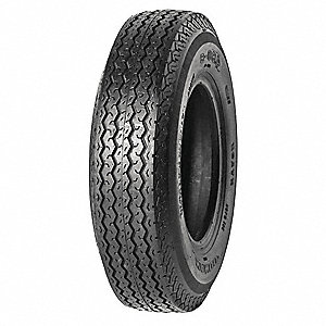 Trailer Tire,4.80-8,6 Ply