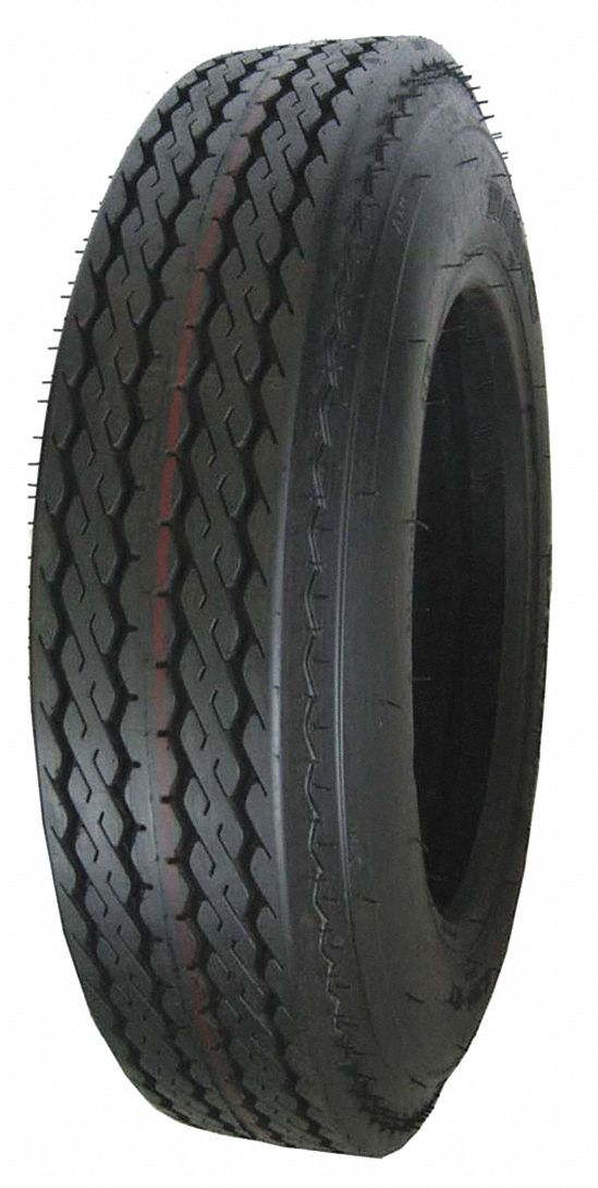 High Speed Trailer Tire, 570-8 , 4 Ply