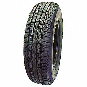 Trailer Tire,ST215/75R14,6 Ply