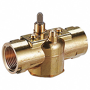 2 Way, On/Off (F)NPT 1 Zone ValveVAC, 8