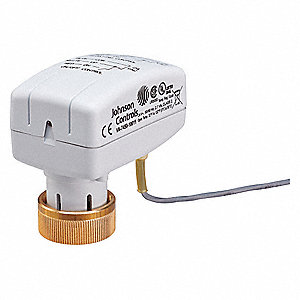 Electric Actuator,21.5in-lb,Direct Mount