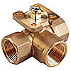 HVAC Control Ball Valves