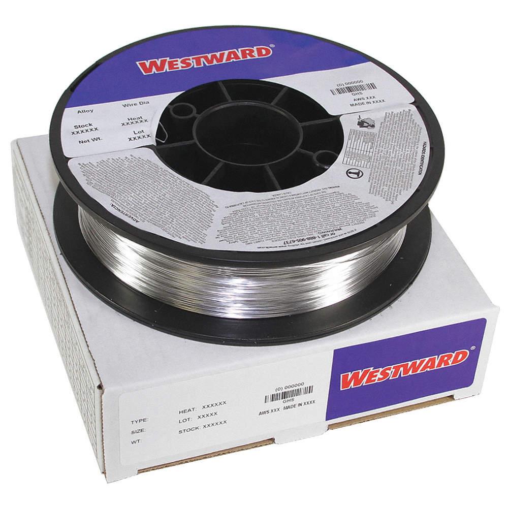 WESTWARD 3 lb. Aluminum Spool MIG Welding Wire with 0.030\