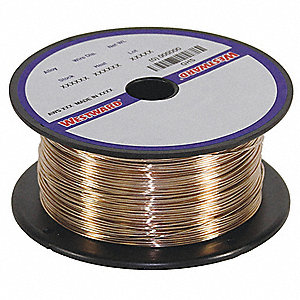 MIG Welding Wire,Silicon Bronze,0.045 in