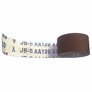 ABRASIVE ROLL,1.5 IN W,15 FT. L,120