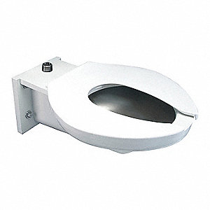 Zurn Bariatric Seat For Use With Zurn Bariatric Toilets