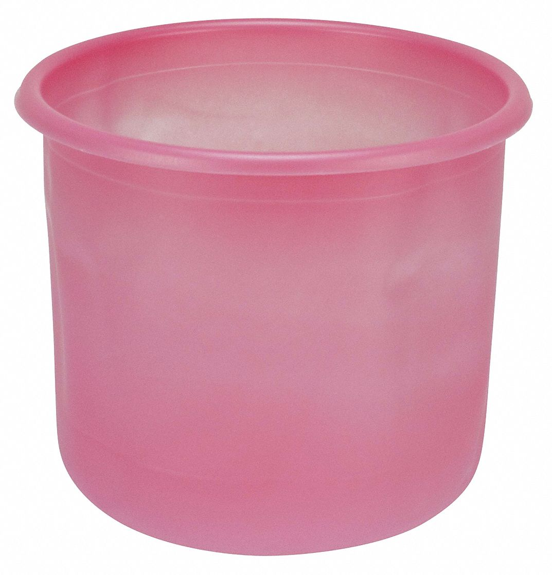 Cup Liner, 2 qt Capacity, For Use With Mfr. No. 80-600