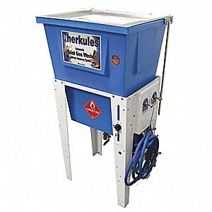 Automatic Paint Gun Washer, 5 gal.