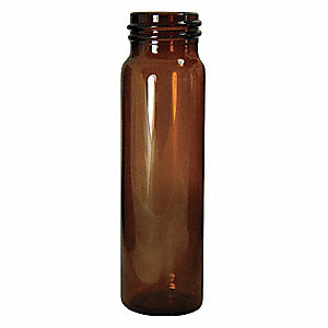 Type I Borosilicate Glass Vial, 1 dram 144PK