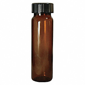 Type I Borosilicate Glass Vial, 5 dram 144PK